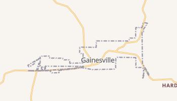 Gainesville, Missouri map