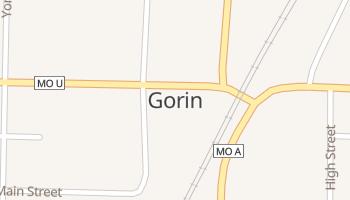 Gorin, Missouri map