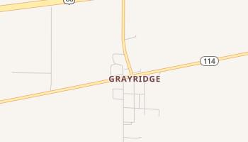 Grayridge, Missouri map