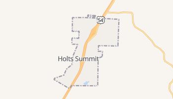 Holts Summit, Missouri map