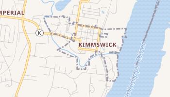 Kimmswick, Missouri map