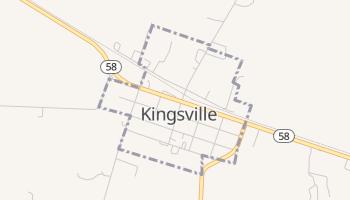 Kingsville, Missouri map