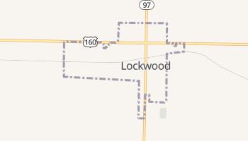 Lockwood, Missouri map