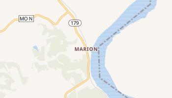 Marion, Missouri map