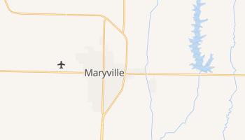 Maryville, Missouri map