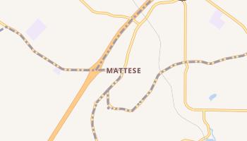 Mattese, Missouri map