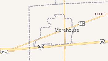 Morehouse, Missouri map