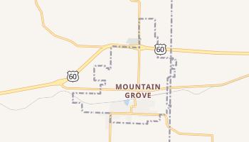 Mountain Grove, Missouri map