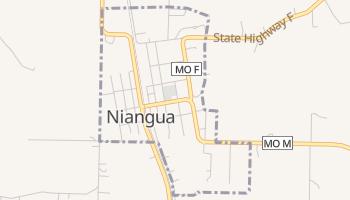 Niangua, Missouri map