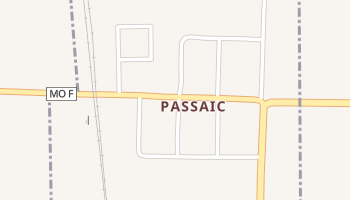 Passaic, Missouri map
