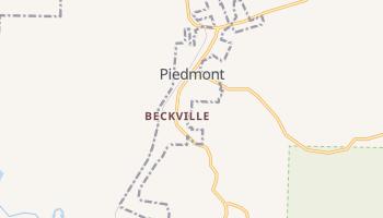 Piedmont, Missouri map