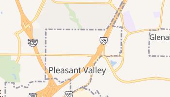 Pleasant Valley, Missouri map