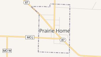 Prairie Home, Missouri map