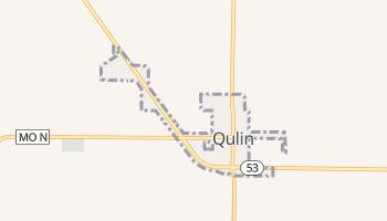 Qulin, Missouri map