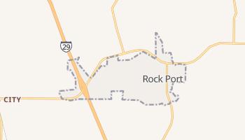 Rock Port, Missouri map
