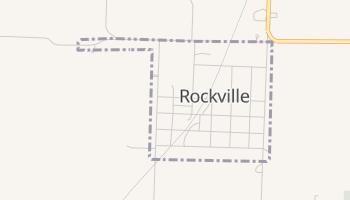 Rockville, Missouri map