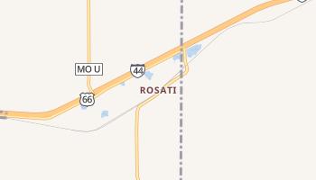 Rosati, Missouri map