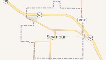 Seymour, Missouri map