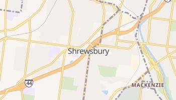 Shrewsbury, Missouri map