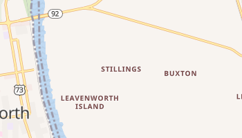 Stillings, Missouri map