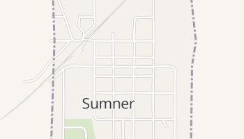 Sumner, Missouri map