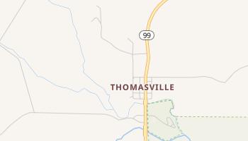Thomasville, Missouri map