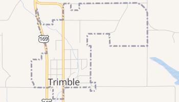 Trimble, Missouri map