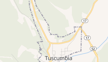 Tuscumbia, Missouri map