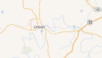 Union, Missouri map