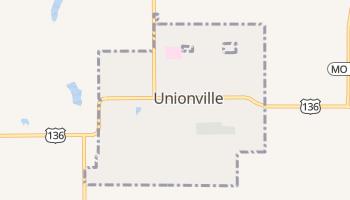 Unionville, Missouri map
