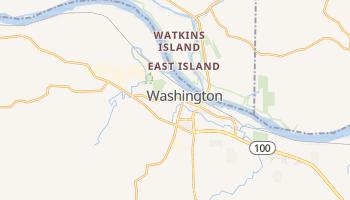Washington, Missouri map