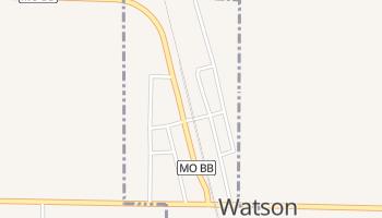 Watson, Missouri map