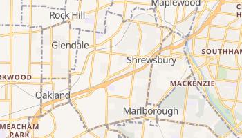 Webster Groves, Missouri map