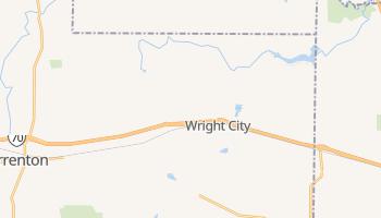 Wright City, Missouri map