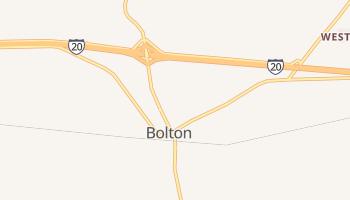 Bolton, Mississippi map