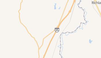 Byram, Mississippi map