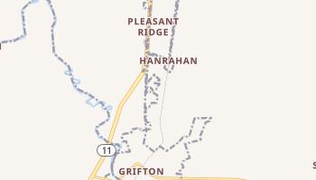 Grifton, North Carolina map