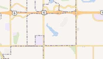 Boys Town, Nebraska map