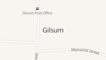 Gilsum, New Hampshire map