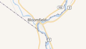 North Stratford, New Hampshire map