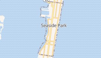 Seaside Park, New Jersey map