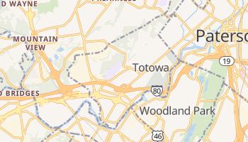 Totowa, New Jersey map