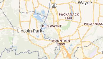 Wayne, New Jersey map
