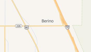 Berino, New Mexico map