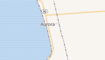 Aurora, New York map