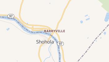 Barryville, New York map