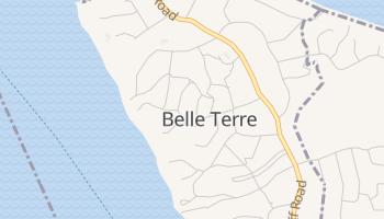 Belle Terre, New York map