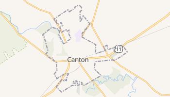 Canton, New York map
