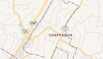 Chappaqua, New York map