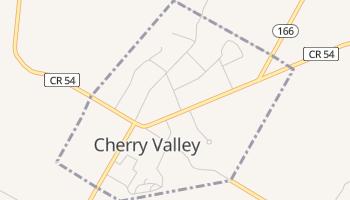 Cherry Valley, New York map